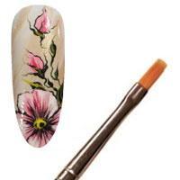 кисти для дизайна ногтей какая для чего