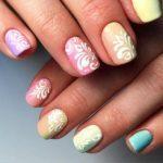 32 фотографии ногтей с покрытием гель-лаком